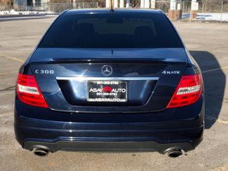 2013 Mercedes-Benz C-Class C300 4MATIC Sport Sedan LINDON, UT 3