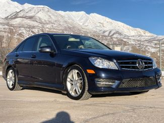 2013 Mercedes-Benz C-Class C300 4MATIC Sport Sedan LINDON, UT 4