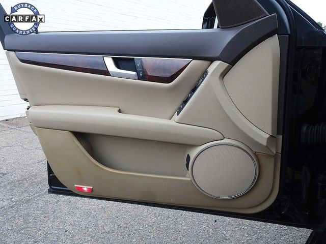 2013 Mercedes-Benz C-Class C 250 Madison, NC 22