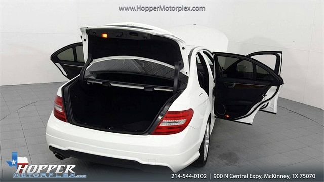 2013 Mercedes-Benz C-Class C 250 in McKinney Texas, 75070
