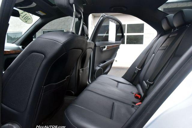 2013 Mercedes-Benz C-Class 4dr Sdn C300 Sport 4MATIC Waterbury, Connecticut 17