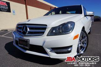 2013 Mercedes-Benz C250 C250 Sport Package C Class 250 Sedan NAVI Rear CAM | MESA, AZ | JBA MOTORS in Mesa AZ
