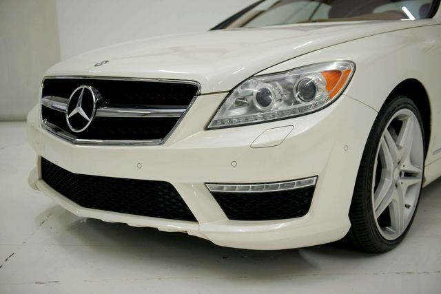 2013 Mercedes-Benz CL 63 AMG Houston, Texas 8