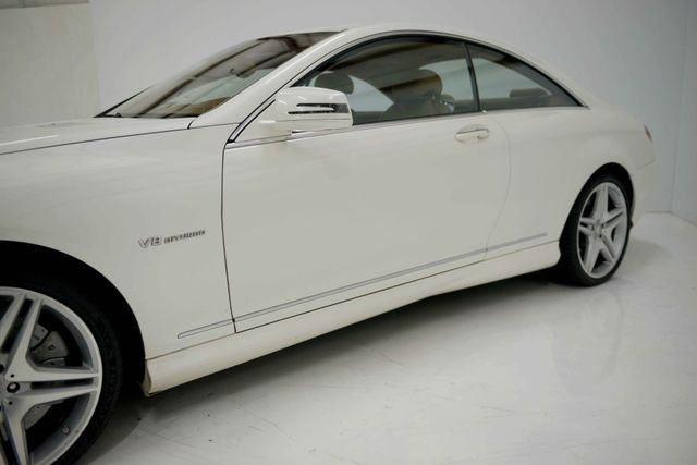 2013 Mercedes-Benz CL 63 AMG Houston, Texas 6