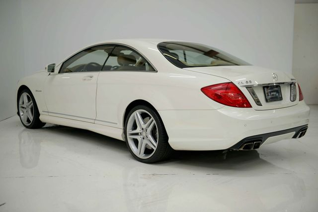 2013 Mercedes-Benz CL 63 AMG Houston, Texas 9