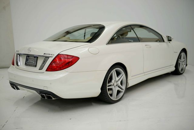 2013 Mercedes-Benz CL 63 AMG Houston, Texas 11