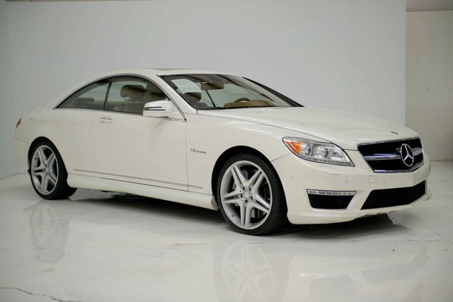 2013 Mercedes-Benz CL 63 AMG Houston, Texas 1