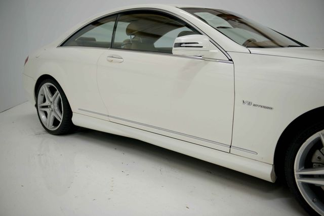 2013 Mercedes-Benz CL 63 AMG Houston, Texas 4