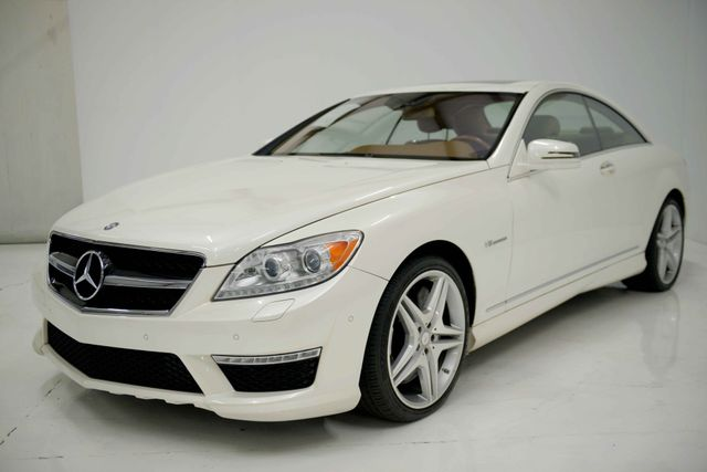 2013 Mercedes-Benz CL 63 AMG Houston, Texas 3