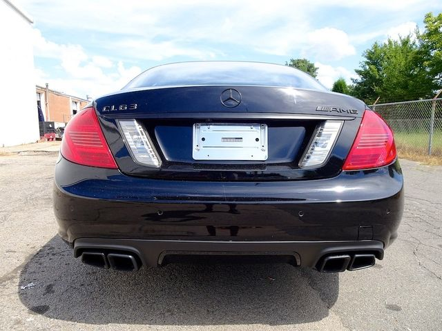 2013 Mercedes-Benz CL 63 AMG Madison, NC 3