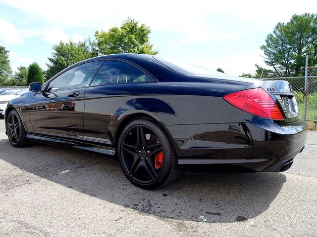 2013 Mercedes-Benz CL 63 AMG Madison, NC 4