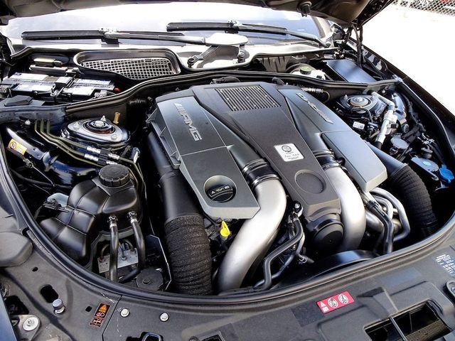 2013 Mercedes-Benz CL 63 AMG Madison, NC 47