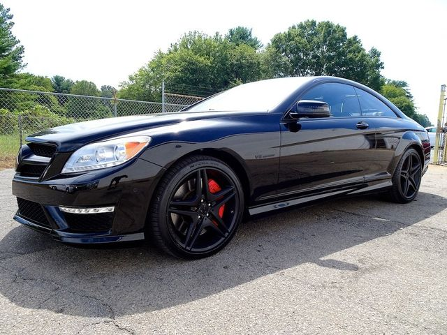 2013 Mercedes-Benz CL 63 AMG Madison, NC 6