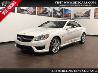 2013 Mercedes-Benz CL 63 AMG in San Diego, CA 92126