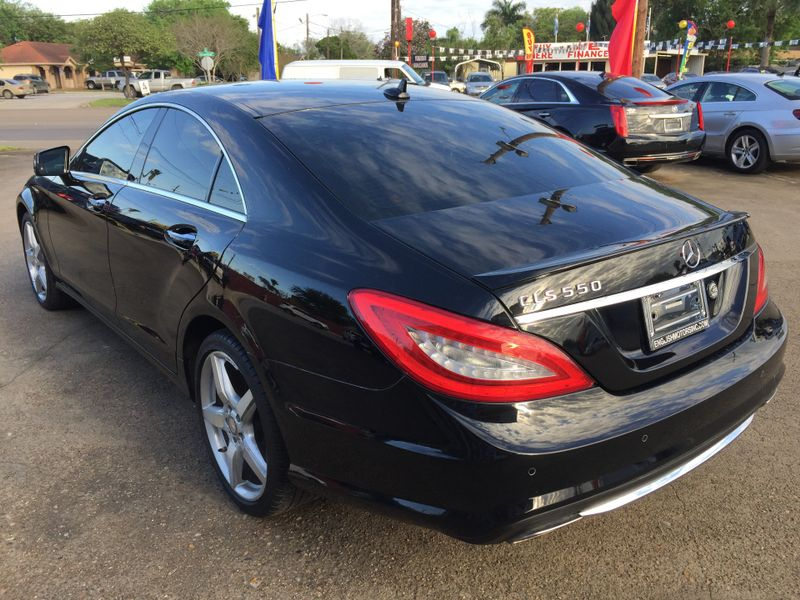 2013 Mercedes-Benz CLS 550   Brownsville TX  English Motors  in Brownsville, TX