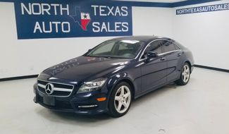 2013 Mercedes-Benz CLS 550 in Dallas, TX 75247