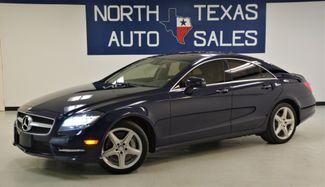 2013 Mercedes-Benz CLS 550 NAV HARMAN KARDON HEATED & COOLED SEATS in Dallas, TX 75247