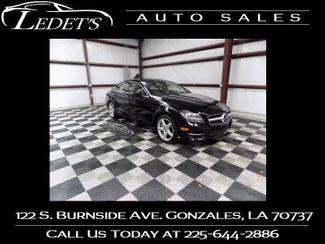 2013 Mercedes-Benz CLS 550 550 in Gonzales, Louisiana 70737