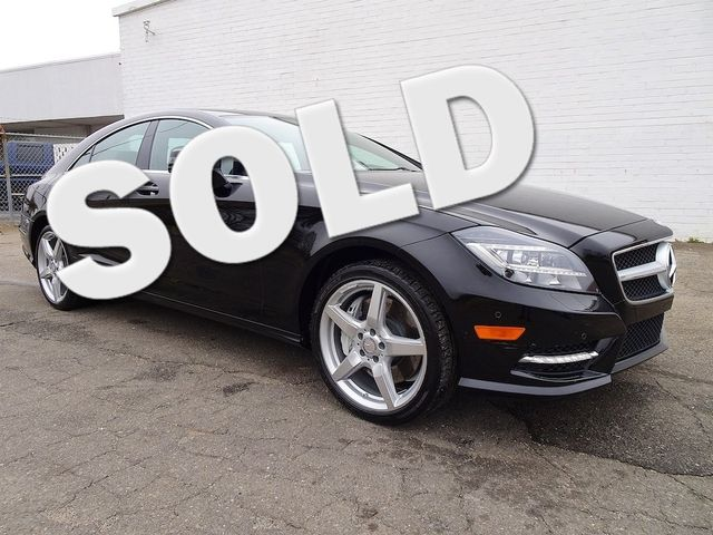 2013 Mercedes-Benz CLS 550 CLS 550 Madison, NC 0