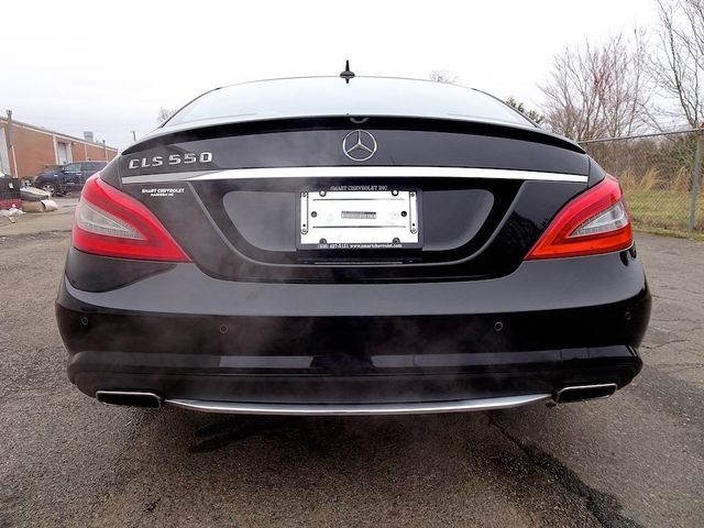 2013 Mercedes-Benz CLS 550 CLS 550 Madison, NC 3