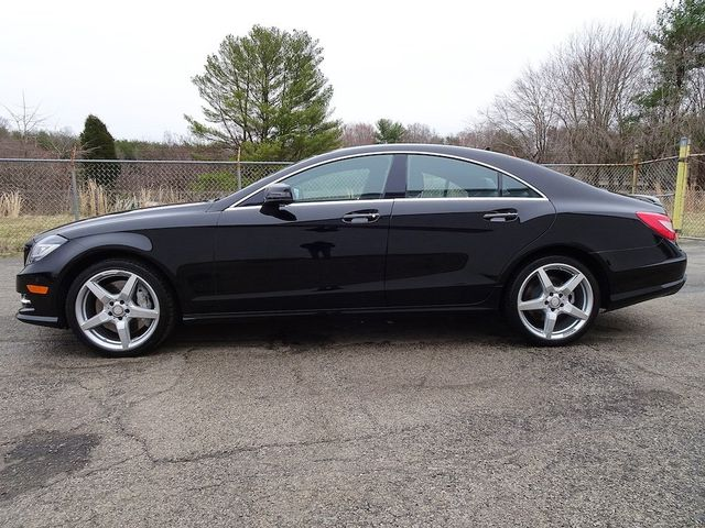2013 Mercedes-Benz CLS 550 CLS 550 Madison, NC 5