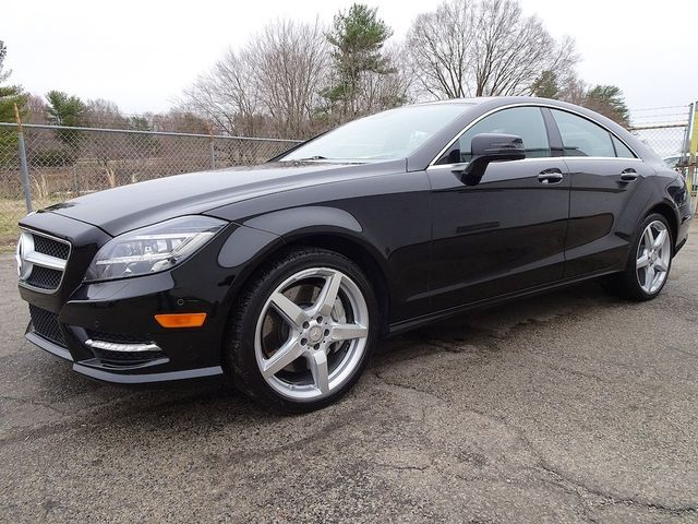 2013 Mercedes-Benz CLS 550 CLS 550 Madison, NC 6