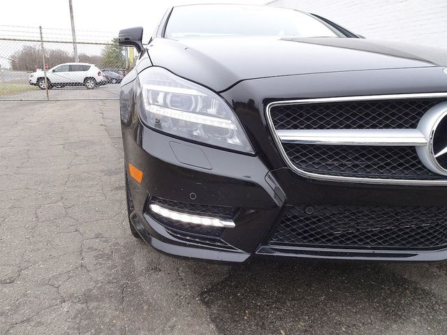 2013 Mercedes-Benz CLS 550 CLS 550 Madison, NC 8