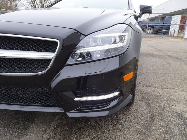 2013 Mercedes-Benz CLS 550 CLS 550 Madison, NC 9