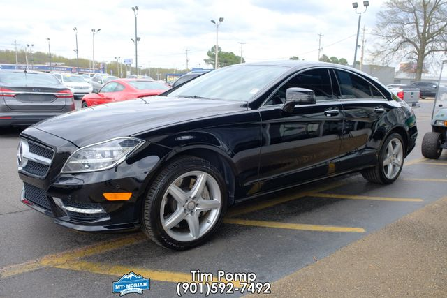2013 Mercedes-Benz CLS 550 in Memphis, Tennessee 38115