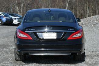 2013 Mercedes-Benz CLS 550 4Matic Naugatuck, Connecticut 3