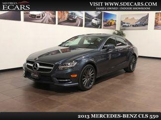 2013 Mercedes-Benz CLS 550 in San Diego, CA 92126