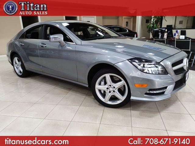 2013 Mercedes-Benz CLS 550 CLS 550