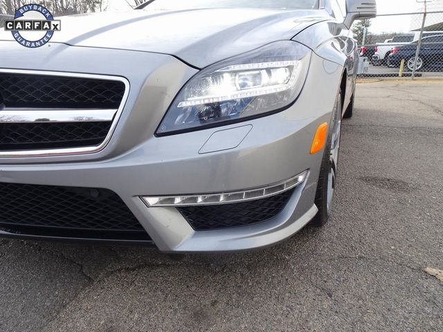 2013 Mercedes-Benz CLS 63 AMG Madison, NC 9