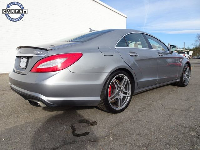 2013 Mercedes-Benz CLS 63 AMG Madison, NC 1