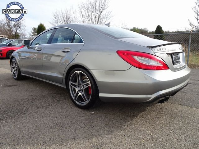 2013 Mercedes-Benz CLS 63 AMG Madison, NC 3