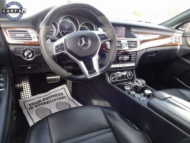 2013 Mercedes-Benz CLS 63 AMG Madison, NC 44