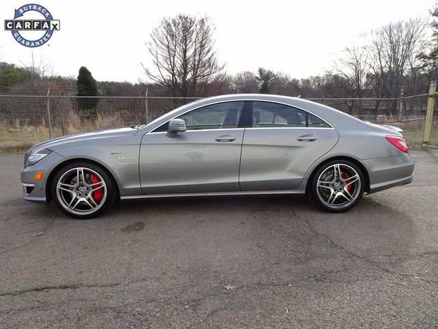 2013 Mercedes-Benz CLS 63 AMG Madison, NC 4