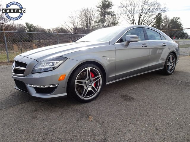 2013 Mercedes-Benz CLS 63 AMG Madison, NC 5