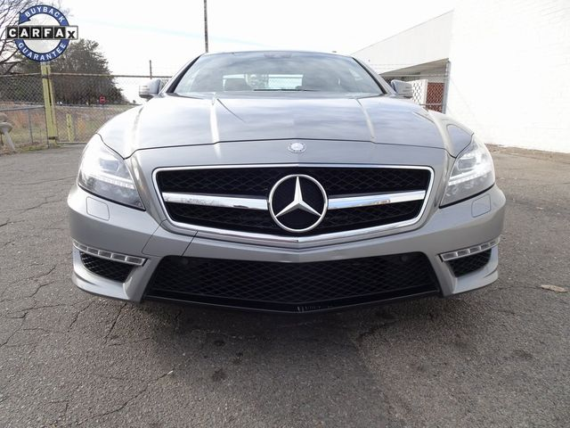 2013 Mercedes-Benz CLS 63 AMG Madison, NC 6