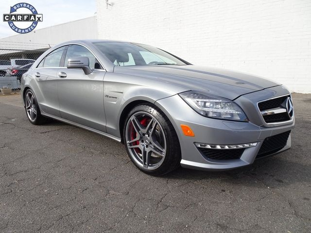 2013 Mercedes-Benz CLS 63 AMG Madison, NC 7