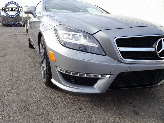2013 Mercedes-Benz CLS 63 AMG Madison, NC 8
