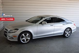 2013 Mercedes-Benz CLS CLS 550 in McKinney Texas, 75070