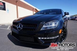 2013 Mercedes-Benz CLS63 CLS63 Bi-Turbo AMG CLS Class 63 ~ HUGE $104k MSRP | MESA, AZ | JBA MOTORS in Mesa AZ