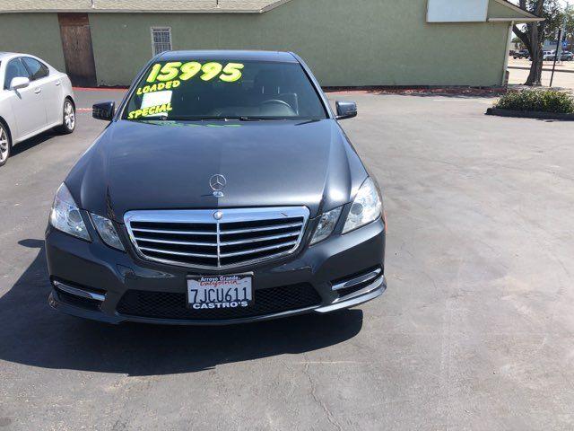 2013 Mercedes-Benz E 350 Luxury in Arroyo Grande, CA 93420
