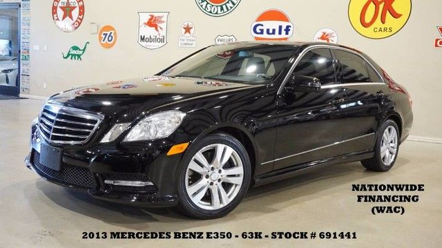 2013 Mercedes-Benz E 350 Luxury BlueTEC