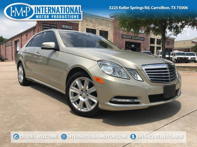 2013 Mercedes-Benz E 350 Luxury BlueTEC in Carrollton, TX 75006