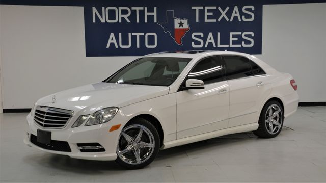 2013 Mercedes-Benz E 350 Sport in Dallas, TX 75247