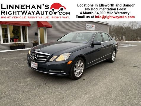 2013 Mercedes-Benz E 350 Luxury in Bangor