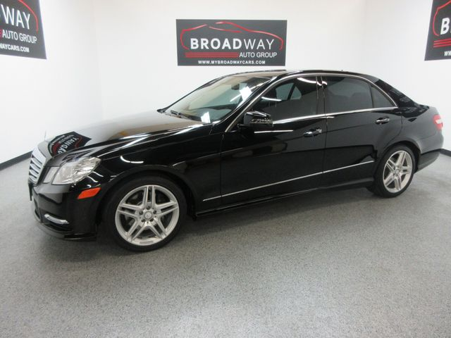2013 Mercedes-Benz E 350 Luxury