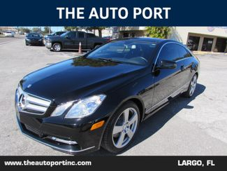 2013 Mercedes-Benz E 350 Coupe in Largo, Florida 33773